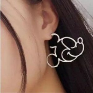 Jewelry - Mickey Mouse Earrings